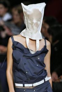 hiding your face