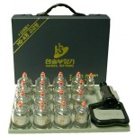 premium cupping set