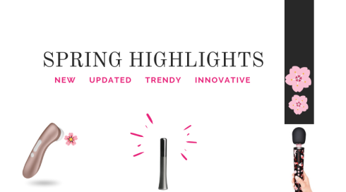 Spring HIghlights Blog