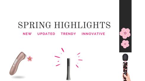 Spring HIghlights Blog